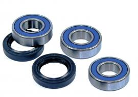 Rear wheel bearing and seal set Suzuki RM125 2000-2009