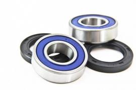 Front wheel bearing and seal set Kawasaki KX100 1995-1997