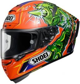 SHOEI X-SPIRIT III POWER RUSH