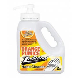 L/ORANGE HAND CLEANER