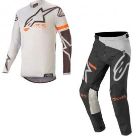 ALPINESTARS 2020 YOUTH RACER COMPASS JERSEY AND PANT COMBO LIGHT