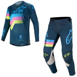 2020 ALPINESTARS TECHSTAR VENOM JERSEY AND PANTS COMBO