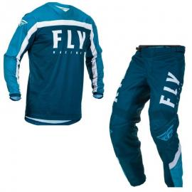 2020 FLY F-16 JERSEY AND PANT COMBO BLUE
