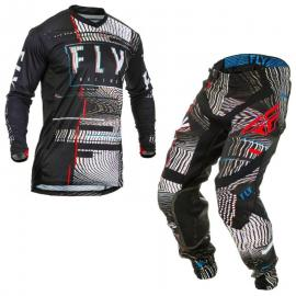 FLY 2020 LITE JERSEY AND PANT COMBO GLITCH
