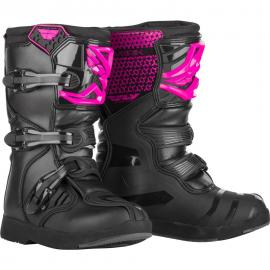 FLY MAVERIK YTH BOOT PINK