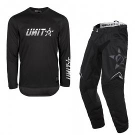 UNIT 2020 CASE BLACK JERSEY AND PANT COMBO