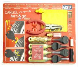 CARGOL TYRE REPAIR KIT LARGE