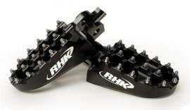 RHK FOOTPEGS YAMAHA BLACK
