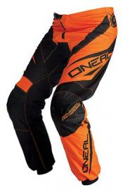 ONEAL 2015 ELEMENT PANT BLACK/ORANGE