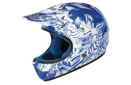 FLY CHAOS BLUE WHITE