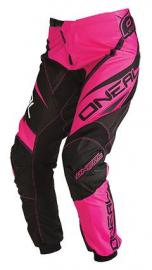 ONEAL 2015 ELEMENT PANT YOUTH PINK/BLACK