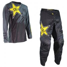 FLY 19.5 ROCKSTAR MESH JERSEY AND PANT COMBO