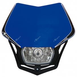 RTECH V-FACE HEADLIGHT BLUE