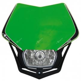 RTECH V-FACE HEADLIGHT GREEN