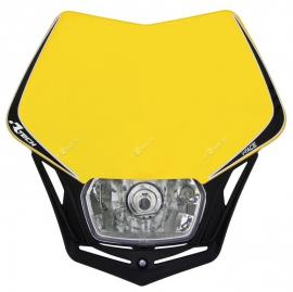 RTECH V-FACE HEADLIGHT YELLOW