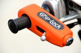 HANDLEBAR GRIP LOCK