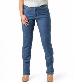 DRAGGIN WOMEN INDIGO STRETCH