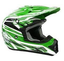 THH TX-12 BOLT YOUTH GREEN/WHITE