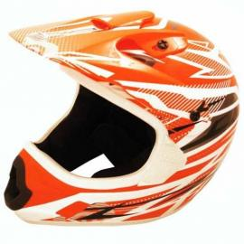 THH TX-12 BOLT YOUTH ORANGE/WHITE