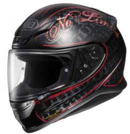 SHOEI NXR INCEPTION TC-1 RED