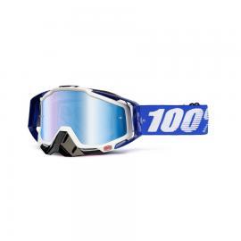 100% RACECRAFT COBALT BLUE