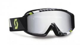 SCOTT 89SI YOUTH GOGGLE RACE BLACK
