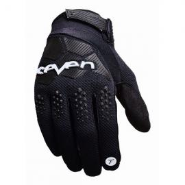 SEVEN RIVAL YOUTH GLOVE BLACK