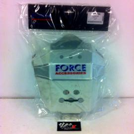 FORCE BASH PLATE WR450F 2012-2017 SILVER