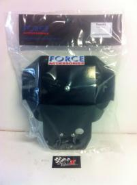 FORCE BASH PLATE SUZUKI DRZ400 BLACK