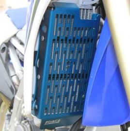 FORCE RAD GUARDS WR450F 2012-2017 BLUE