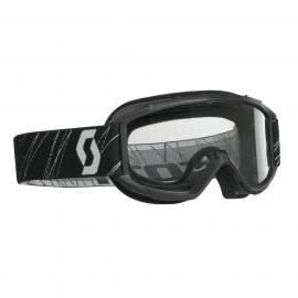 SCOTT 89SI YOUTH GOGGLE BLACK