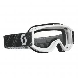 SCOTT 89SI YOUTH GOGGLE WHITE