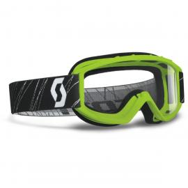 SCOTT 89SI YOUTH GOGGLE GREEN