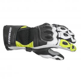 DRIRIDER AIR PRO GLOVE WHITE/YELLOW