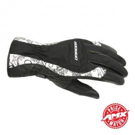 DRIRIDER VIVID 2 GLOVE BLACK/WHITE