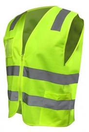 RJAYS HI-VIS LEARNER LEGAL SAFETY VEST