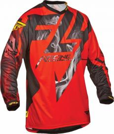 FLY LITE JERSEY RED/BLACK