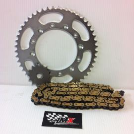WR450F DID X-RING CHAIN AND SPROCKET KIT