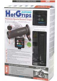 OXFORD HOT HEATED GRIPS SPORTS