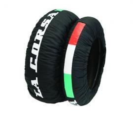 LA CORSA 3-STAGE TYRE WARMERS