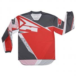 AXO SR MX JERSEY RED