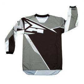 AXO SR MX JERSEY GREY