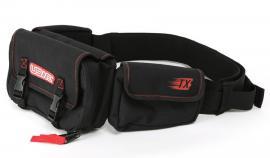 USWE BAG TX RIDER TOOL BELT BLACK/RED