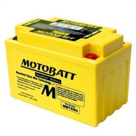 Motobatt AGM battery Honda CBR1100XX Blackbird 2001-2006