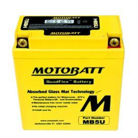 Motobatt AGM battery Suzuki RG250 Gamma 1983-1988