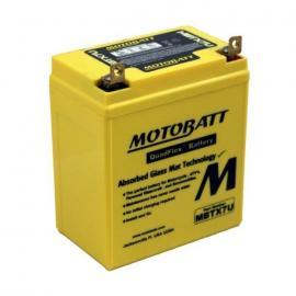 Motobatt AGM battery Honda CBR250R CBR250RR 1987-2000