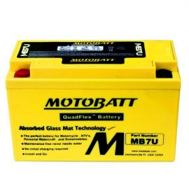 Motobatt AGM battery Suzuki DRZ400 2000-2017