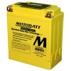 Motobatt AGM battery Suzuki T500 1968-1975
