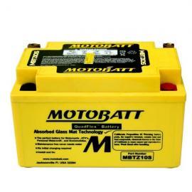 Motobatt AGM battery Honda CBR1000RR Fireblade 2004-2007