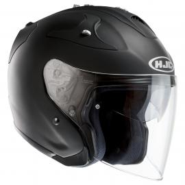 HJC FG-JET OPEN FACE HELMET MATT BLACK